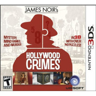 James Noir's Hollywood Crimes For 3DS With Manual and Case - EE683136