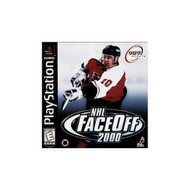 NHL Faceoff 2000 For PlayStation 1 PS1 Hockey With Manual and Case - EE683244