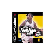 NCAA Final Four 2001 For PlayStation 1 PS1 4 With Manual and Case - EE683265