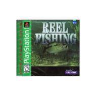 Reel Fishing For PlayStation 1 PS1 - EE683276