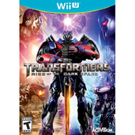 Transformers Rise Of The Dark Spark For Wii U - EE683337