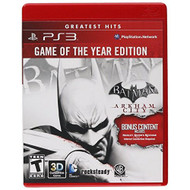 Batman: Arkham City Game Of The Year Edition Restricted Distribution - EE683375