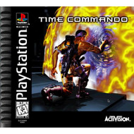 Time Commando For PlayStation 1 PS1 - EE683384