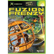 Fuzion Frenzy Xbox For Xbox Original With Manual and Case - EE683411