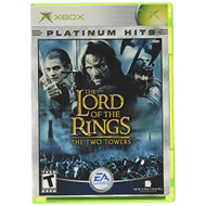 The Lord Of The Rings: The Two Towers For Xbox Original 2 With Manual - EE683406