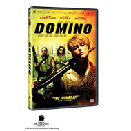 Domino Full Screen Edition On DVD With Keira Knightley - EE683453