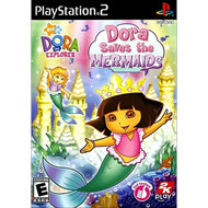 Dora The Explorer: Dora Saves The Mermaids For PlayStation 2 PS2 - EE683476
