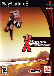 ESPN X Games: Skateboarding For PlayStation 2 PS2 - EE683478