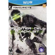 Tom Clancy's Splinter Cell Blacklist For Wii U Shooter - EE683516