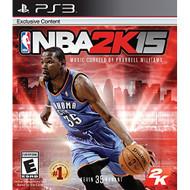NBA 2K15 For PlayStation 3 PS3 Basketball - EE683519