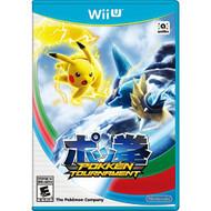 Pokken Tournament For Wii U Fighting - EE683517