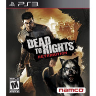 Dead To Rights: Retribution For PlayStation 3 PS3 - EE683522