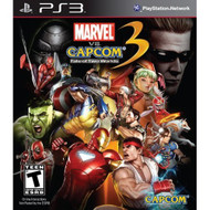Marvel Vs Capcom 3: Fate Of Two Worlds For PlayStation 3 PS3 2 - EE683521