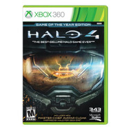 Halo 4: Game Of The Year Edition For Xbox 360 Shooter - EE683672