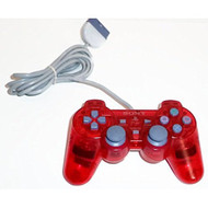 Psone Wired Controller Red For PlayStation 1 PS1 - EE683863