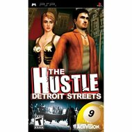 The Hustle: Detroit Streets For PSP UMD With Manual and Case - EE683904