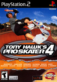 Tony Hawk's Pro Skater 4 For PlayStation 2 PS2 - EE683932