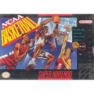 NCAA Basketball For Super Nintendo SNES - EE683971