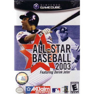 All Star Baseball 2003 Ngc For GameCube With Manual and Case - EE684131