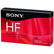 Sony C60HFR Single 60-MINUTE Type 1 Tape On Audio Cassette - EE684211