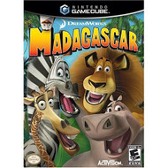 Madagascar For GameCube - EE684304