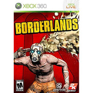 Borderlands For Xbox 360 Shooter - EE684341
