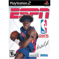ESPN NBA 2K5 For PlayStation 2 PS2 Basketball With Manual And Case - EE684383