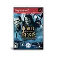 Lord Of The Rings The Two Towers For PlayStation 2 PS2 RPG - EE684409