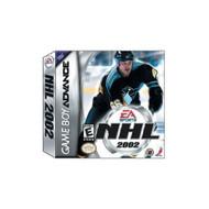 EA Sports NHL 2002 For GBA Gameboy Advance Hockey - EE684457