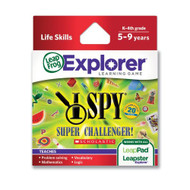 Leapfrog Explorer Learning Game: I Spy Super Challenger Works With - EE684470