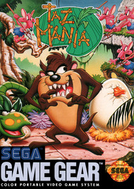 Taz-Mania For Sega Game Gear Vintage - EE684472