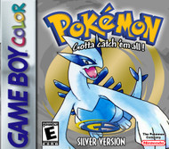 Pokemon Silver Version On Gameboy Color RPG - EE684478