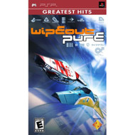 Wipeout Pure Sony For PSP UMD Racing With Manual And Case - EE684522
