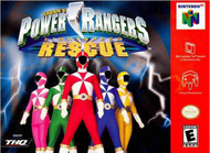 Power Rangers Lightspeed Rescue For N64 Nintendo - EE684562