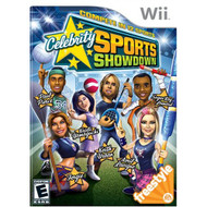Celebrity Sports Showdown For Wii With Manual and Case - EE684563