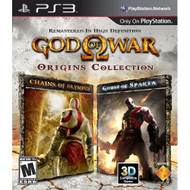 God Of War Origins Collection For PlayStation 3 PS3 - EE684623