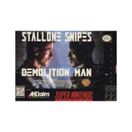 Demolition Man: Super Nintendo SNES For Super Nintendo SNES - EE684654