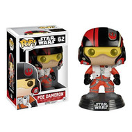 Lnm Funko Pop! Star Wars Poe Dameron Vinyl Collectible #62 Toy - EE684713
