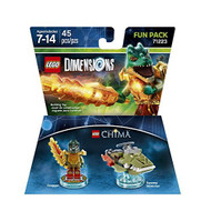 Chima Cragger Fun Pack Lego Dimensions Toy - EE684715