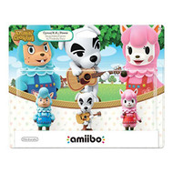Animal Crossing Series 3-pack Amiibo Animal Crossing Series - EE684733