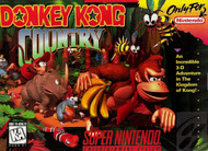Donkey Kong Country For Super Nintendo SNES - EE684746