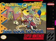 Chester Cheetah: Too Cool To Fool Nintendo Super NES For Super - EE684749