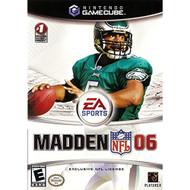 Madden NFL 2006 For GameCube Football - EE684765