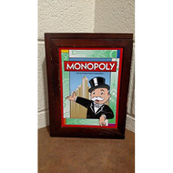 Library Monopoly Vintage Book Game Board Game - EE684770