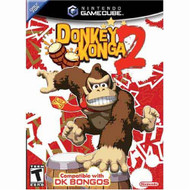 Donkey Konga 2 For GameCube With Manual and Case - EE684843