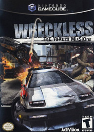 Wreckless: The Yakuza Missions For GameCube - EE684887