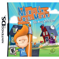 Max And The Magic Marker For Nintendo DS DSi 3DS 2DS Puzzle With - EE684981