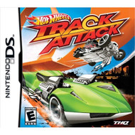 Hot Wheels Track Attack For Nintendo DS DSi 3DS 2DS Racing With Manual - EE684988