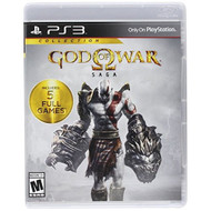 PS3 God Of War: Saga Collection 2 Disc For PlayStation 3 Fighting - EE684994