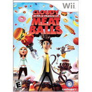Cloudy With A Chance Of Meatballs For Wii Trivia - EE685038